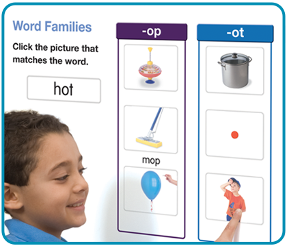 word-building activities